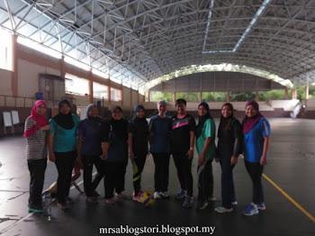 Netball Update : Training Dah Mula Balik