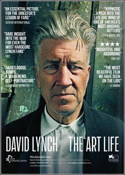 0404564 - David Lynch: A Vida de Um Artista - Legendado