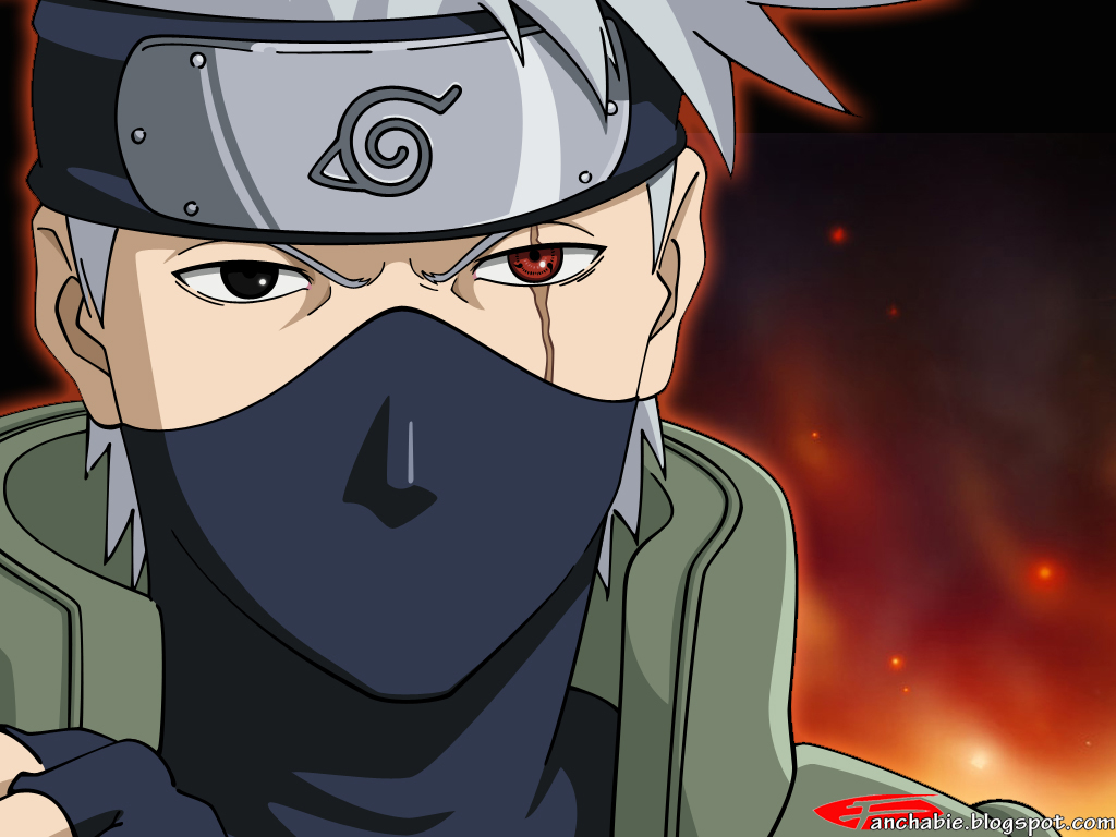 Best Wallpaper: Hatake Kakashi : Wallpapers Desktop HD