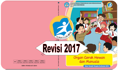 Buku Kelas 5 Kurikulum 2013 Revisi 2017