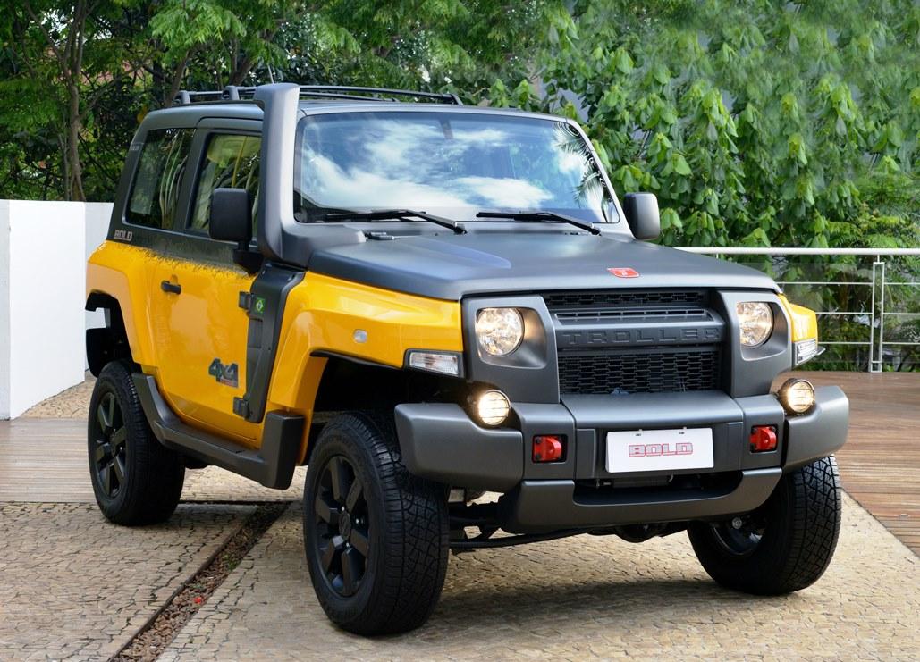 """Conexão Automotiva: Ford Bronco Deve Ser O """"irmão"""" Do"""