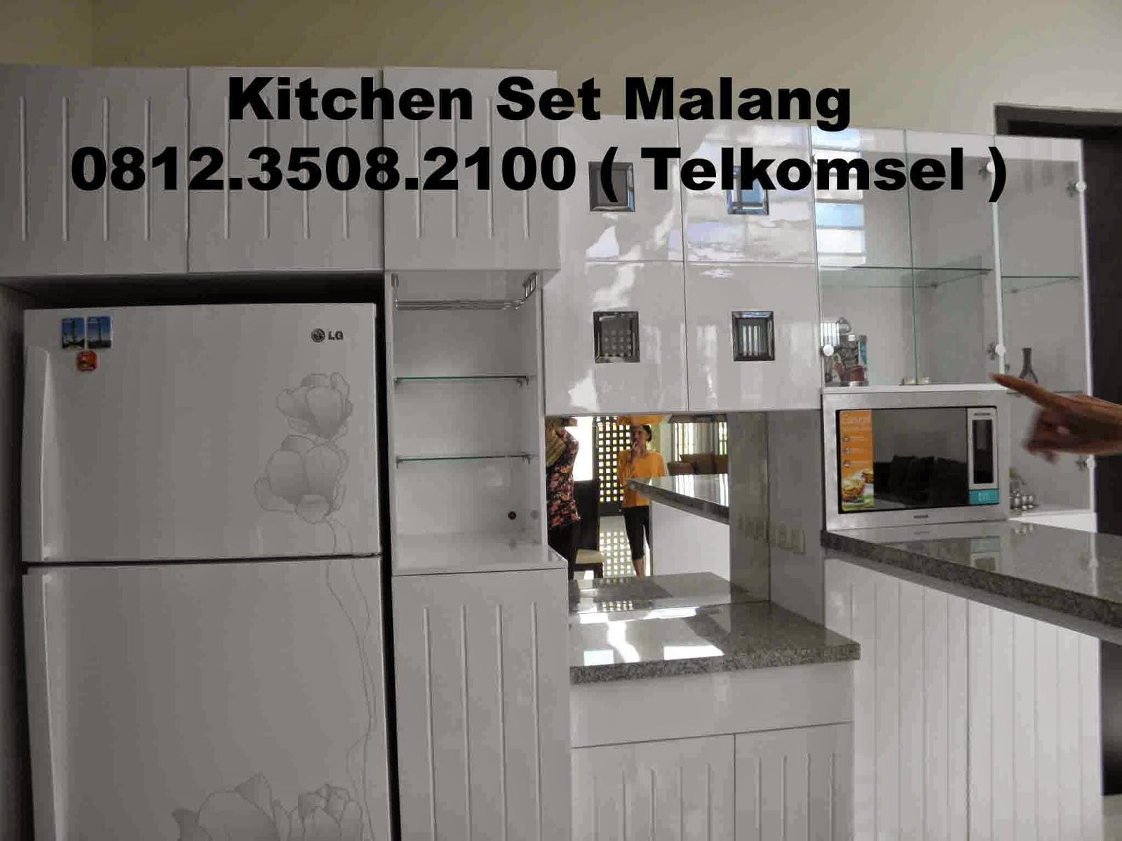 Jual kitchen set minimalis spesialis jasa pembuatan for Jual aksesoris kitchen set