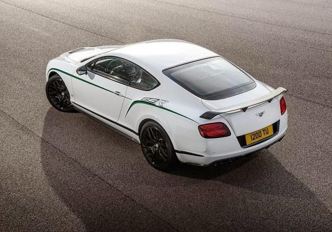 بنتلي كونتيننتال GT3R 2015