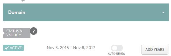 Gia hạn tên miền trên namecheap.com