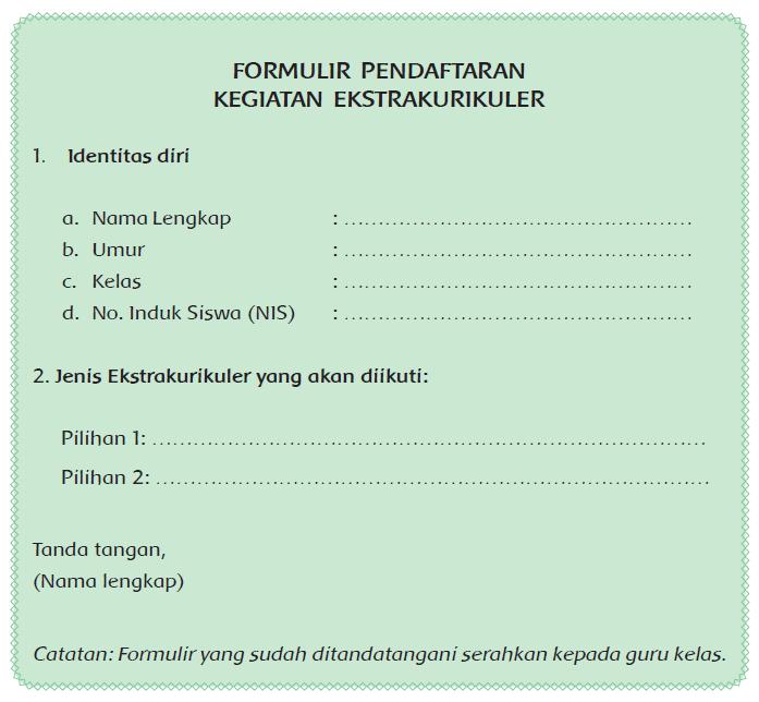 Kunci Jawaban Buku Tematik Tema 5 Kelas 6 Halaman 10, 12, 13, 14 Kurikulum 2013