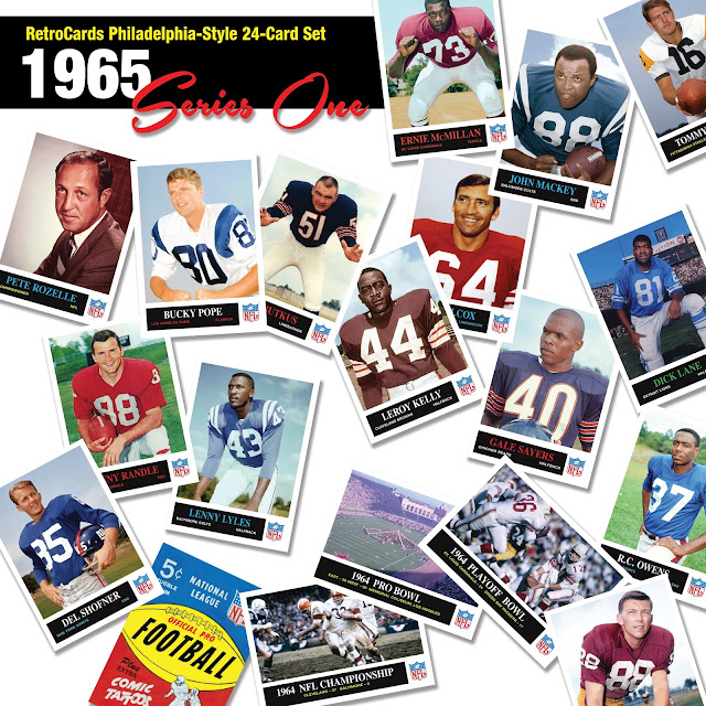 Topps football, custom cards that never were, NFL, AFL