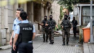Tujuh Tentara Tewas Karna Guncangan Bom Turki