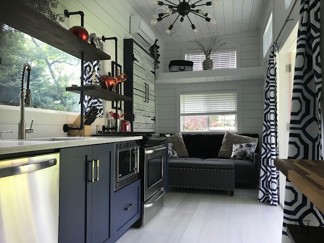 Bridgehampton tiny house - Tiny Hampton