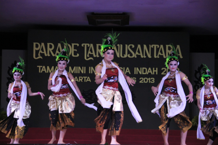 Tari Rong Tek, Tarian Tradisional Dari Jawa Tengah