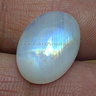Batu Permata Biduri Laut Biru - ZP 837