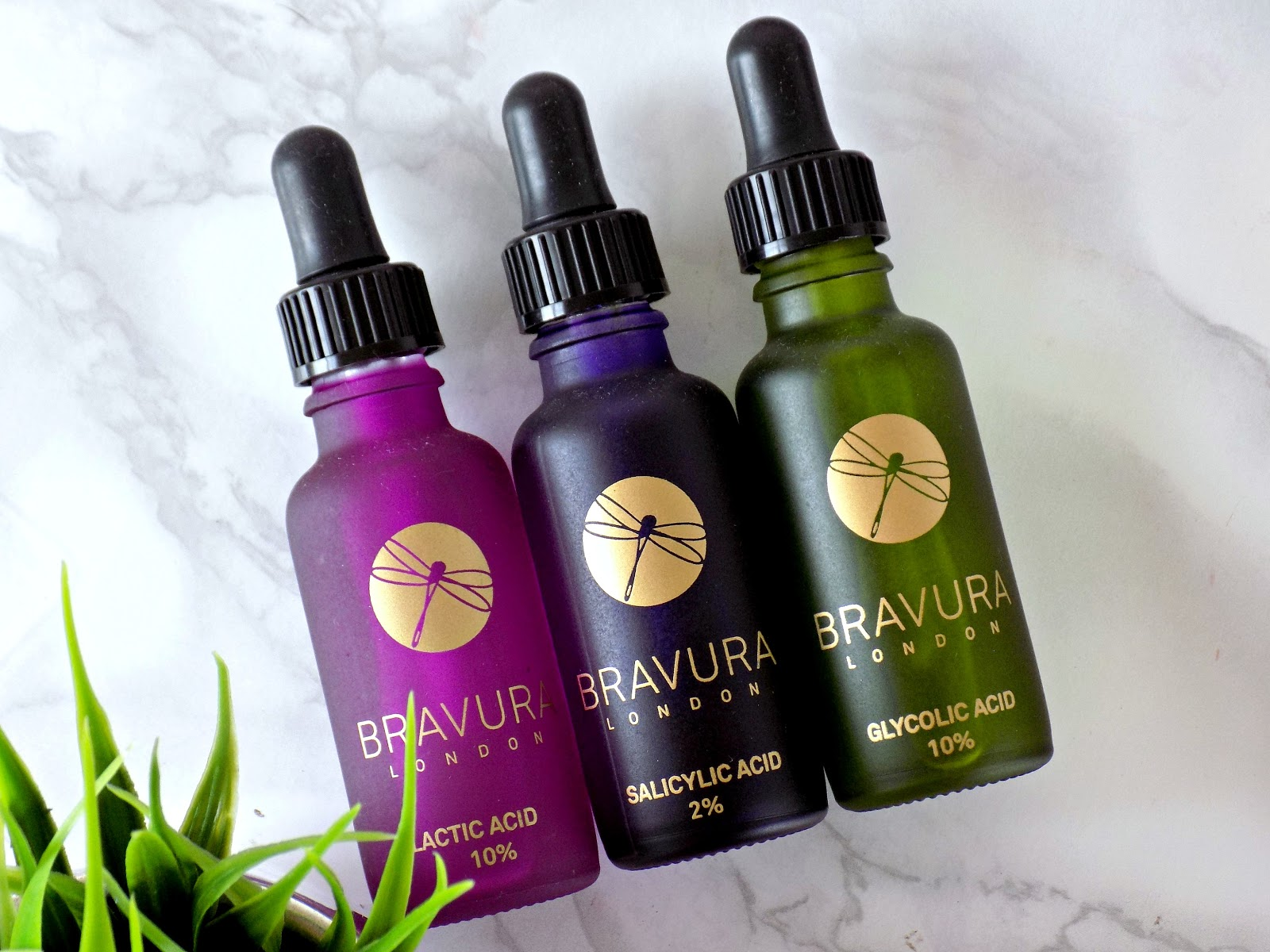 Bravura London chemical exfoliators