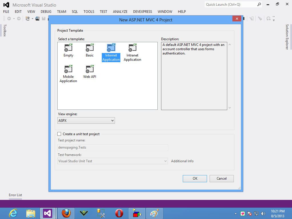 How to Create Paging and Sorting in Gridview in MVC  ~ Asp