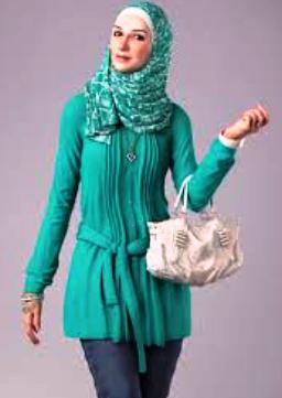 model-baju-muslimah-terbaru