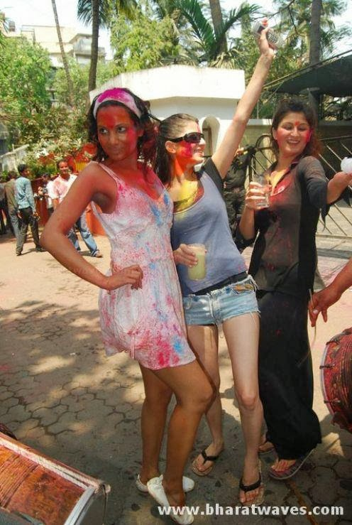What Slut fucking stories in holi