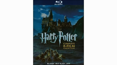 Last minute gift ideas with Best Buys Deal of the Day: Harry Potter Complete Collection