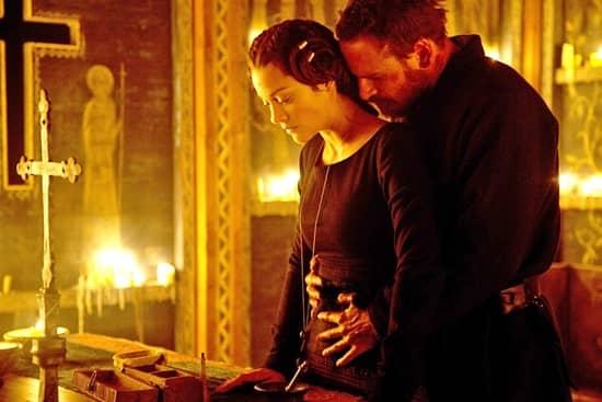 Marion Cotillard- Michael Fassbender- Macbeth 2015