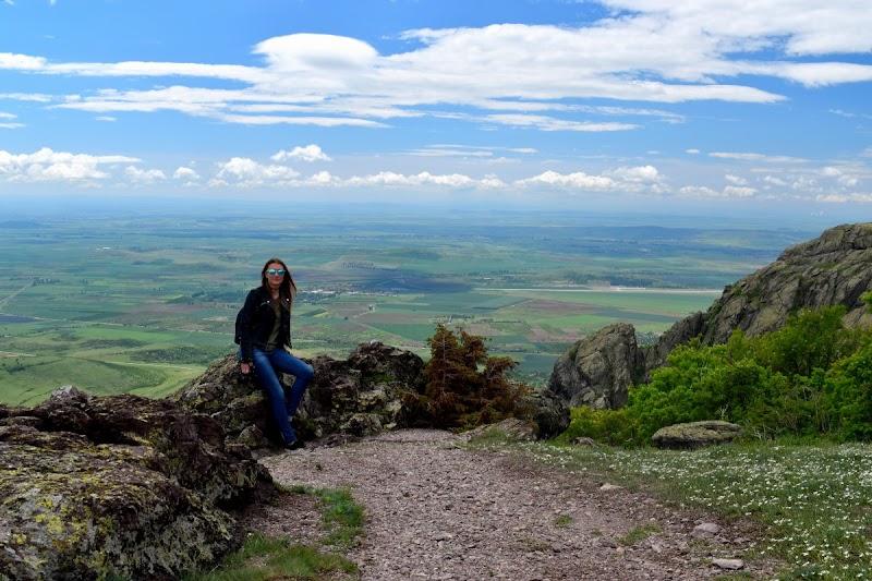 На гости в Сливен - Карандила и Сините камъни