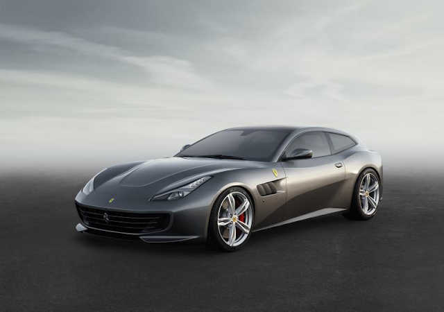 2017 Ferrari Lusso GTC4 Review Performance Price