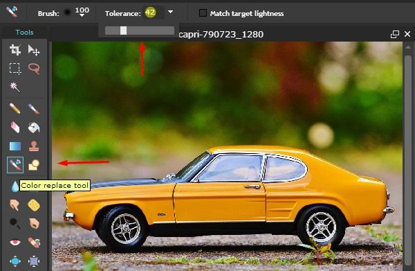 edit warna foto online
