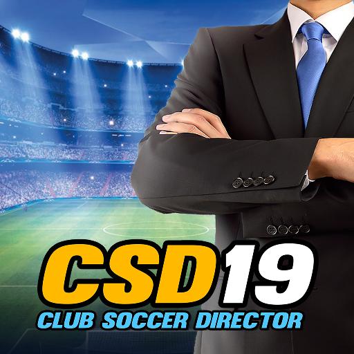 تحميل لعبه Club Soccer Director 2019 مهكره اصدار 1.0.1