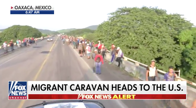 CARAVAN STALLS: Low Morale, Dangerous Conditions Derail 'Migrant Caravan' in Mexico