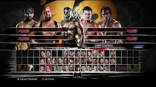 WWE 12 Gameplay