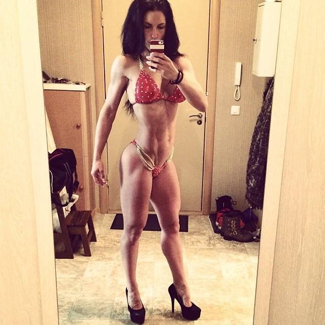 Fitness women Nikola Weiterova