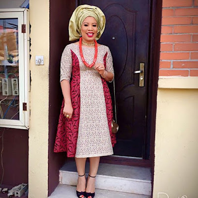 Brilliant  new look  of Monalisa Chinda