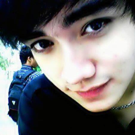 Cute Young Filipino Boy