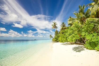 88+ Gambar Pemandangan Pantai HD Terbaik