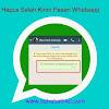 Cara Mudah Menghapus Pesan Whatsapp Yang Salah Kirim