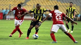 مشاهدة مباراة الاهلي ووادي دجلة بث مباشر اليوم الثلاثاء 21-8-2018 الدوري المصري الممتاز