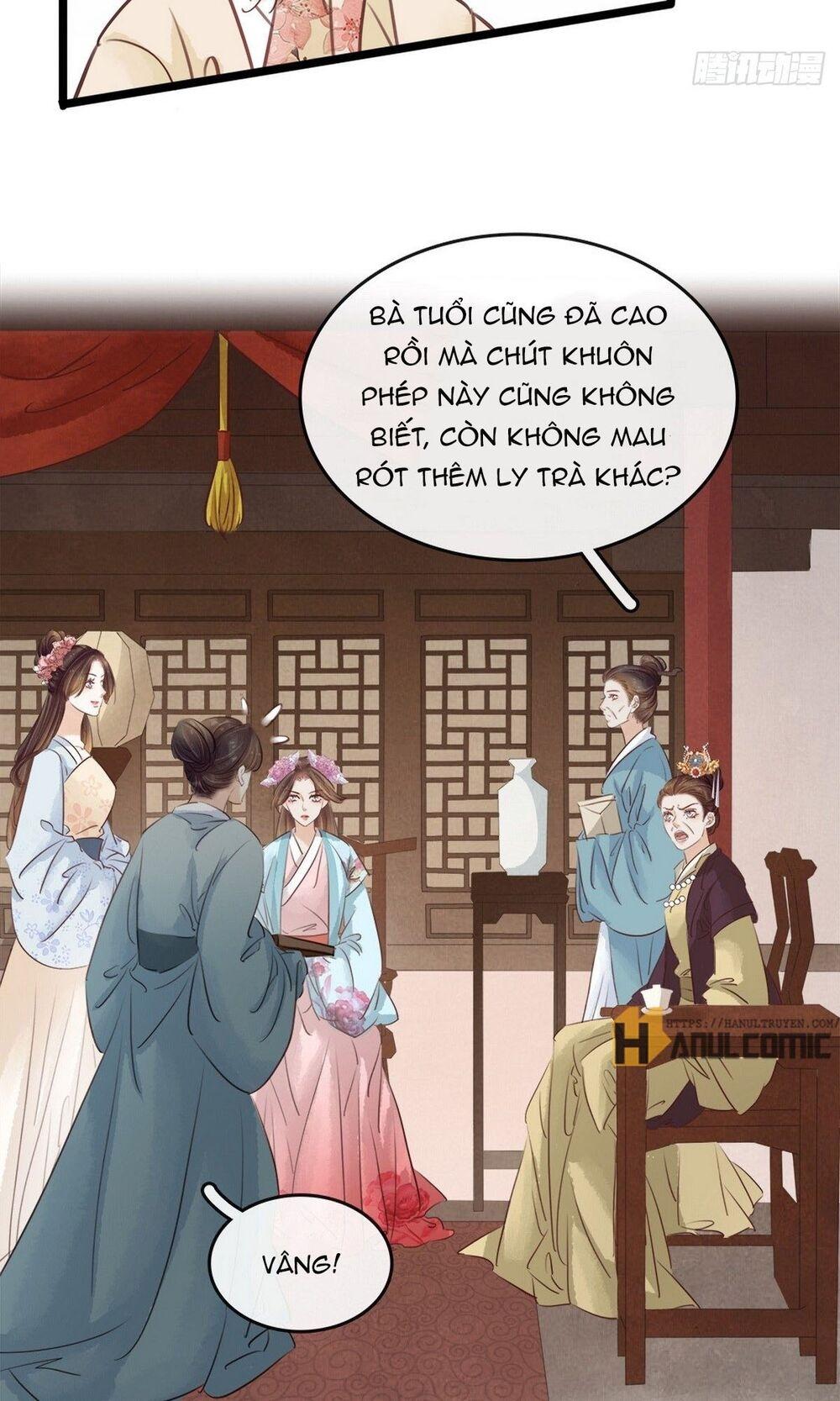 Thị Thiếp Trở Mình Bảo Điển Chapter 10 - Trang 36