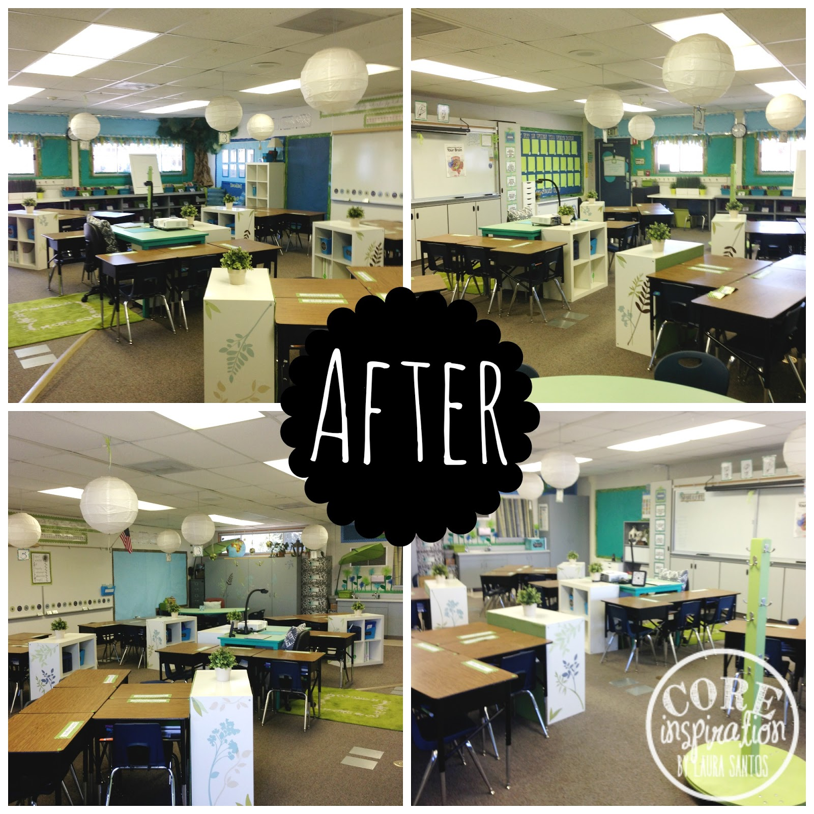 Decorating Elementary Classrooms ~ A tour of my third grade classroom gt tours