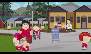 South Park Episodio 14x07 Verano minusválido