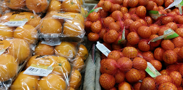ppelsiini, mandariini, tesco