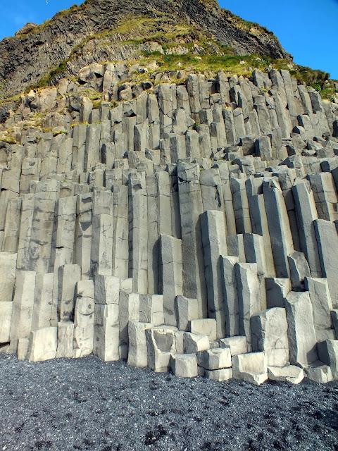 playas de arena negra en Islandia