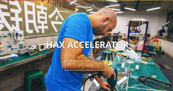 [朱宜振]原來跟你想的不一樣!真正投資到「人」的硬體加速器:HAX