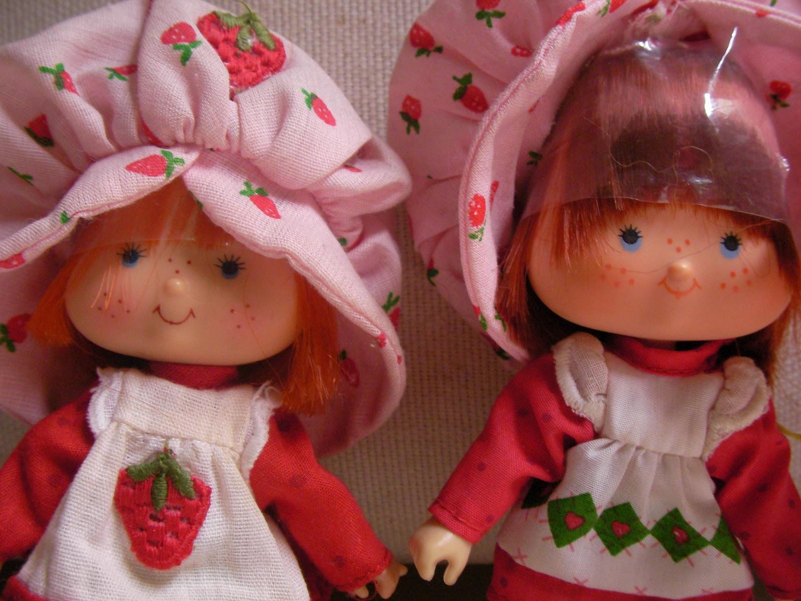 Jimenamejiapinzon Rosita Fresita 1979 Strawberry Shortcake 1979
