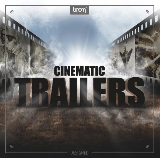 BOOM Library – Cinematic Trailers – Designed [Wav][GraphixTree]