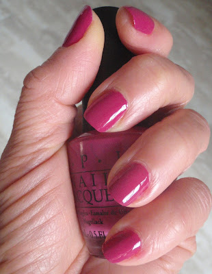 OPI New Orleans Collection Spare me a French Quarter