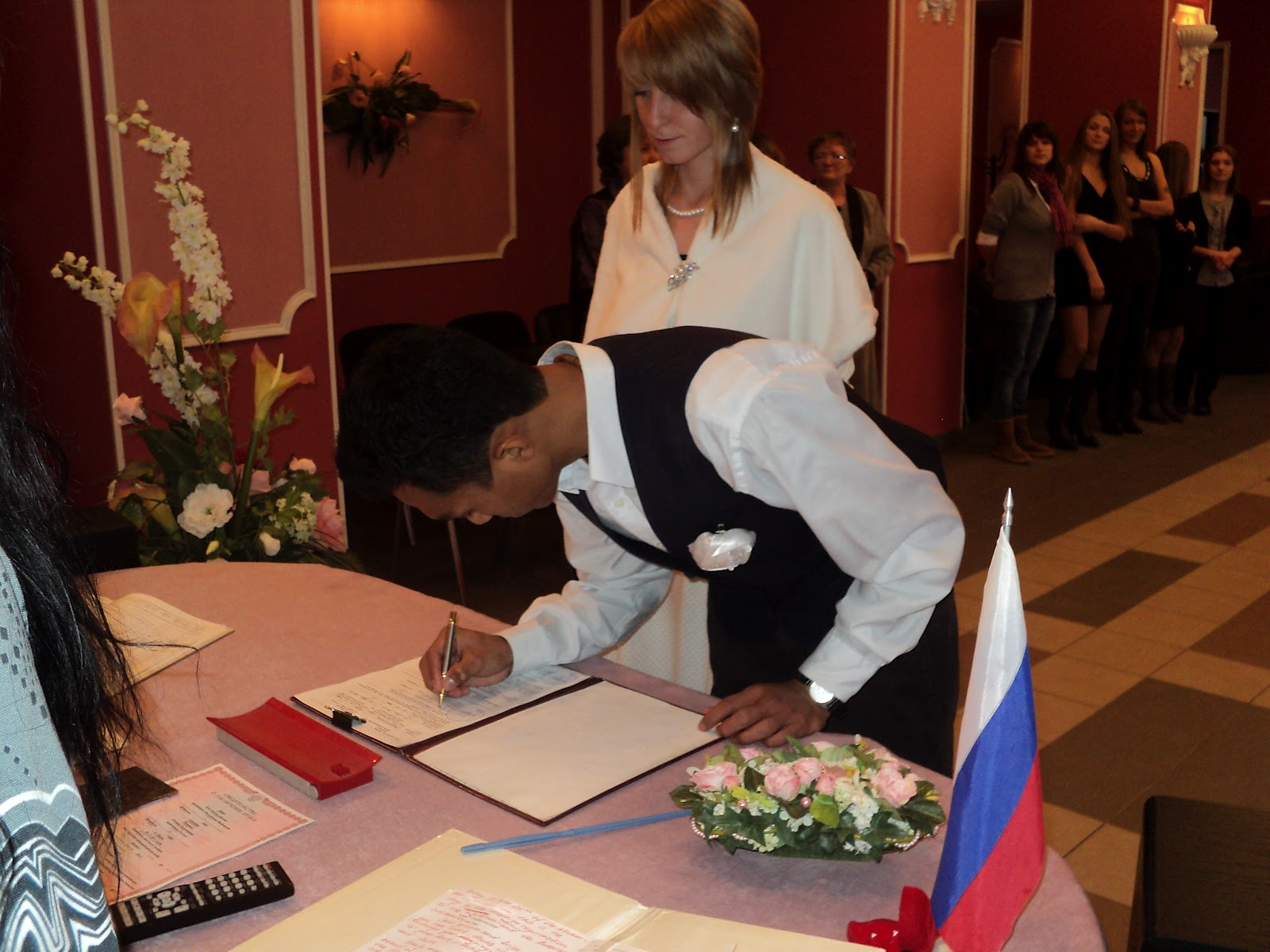KnowledgExperience: RUSSIAN WEDDING