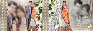 bride groom portraits for Indian wedding photography 1