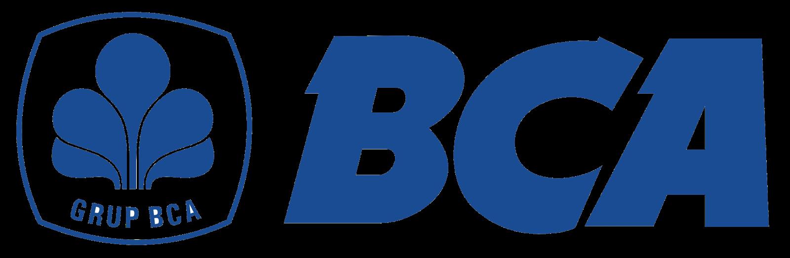 Hasil gambar untuk logo bca png