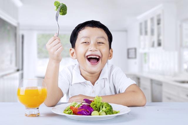 4 Pilihan Makanan Sehat dan Enak Untuk Anak
