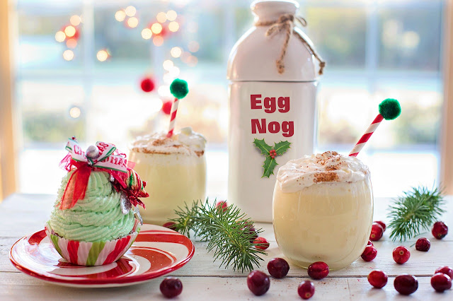 Quick and Easy Eggnog Recipe In Just 5 Minutes!