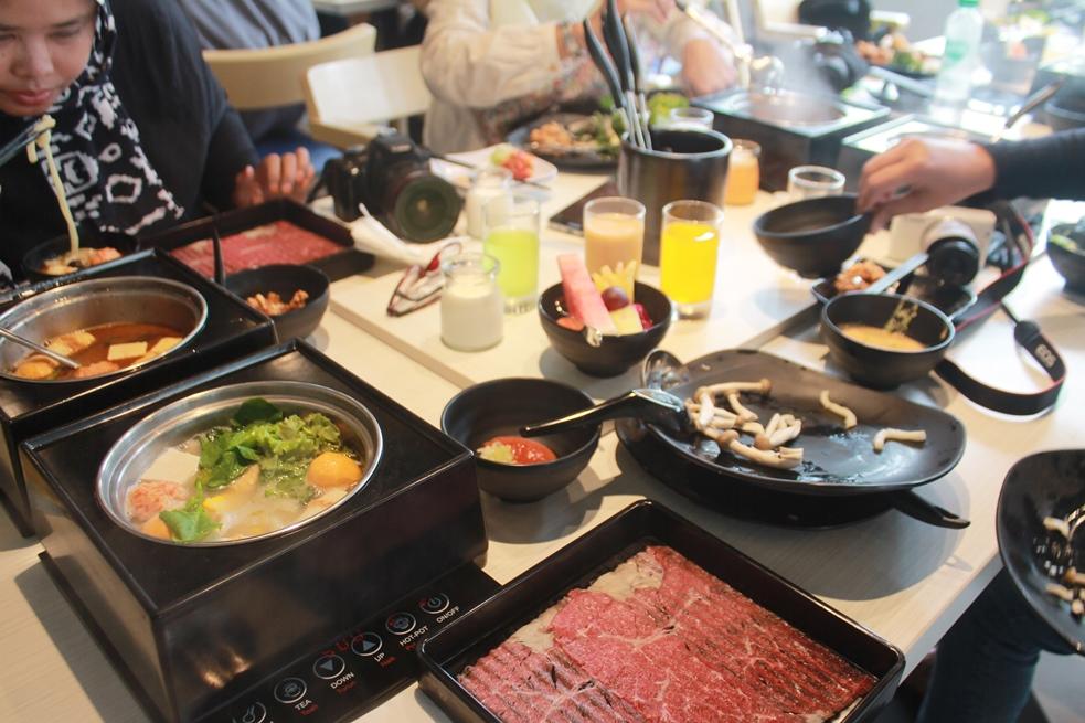Royal Kashimura Shabu Restoran Jepang Halal Dan Murah Di Bandung