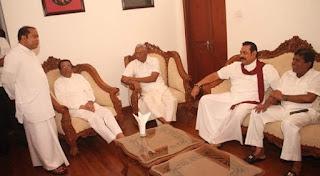 ராஜபக்ஷ குடும்பத்துடன் மைத்திரி அரசியல் பேசவில்லை...! ராஜபக்ஷ தரப்பு செய்தி வெளியானது!