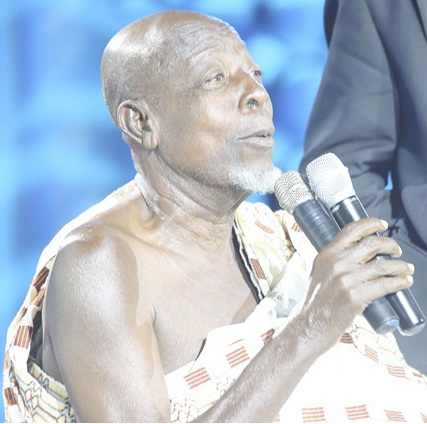 Veteran Ghanaian comic actor Super OD passes on