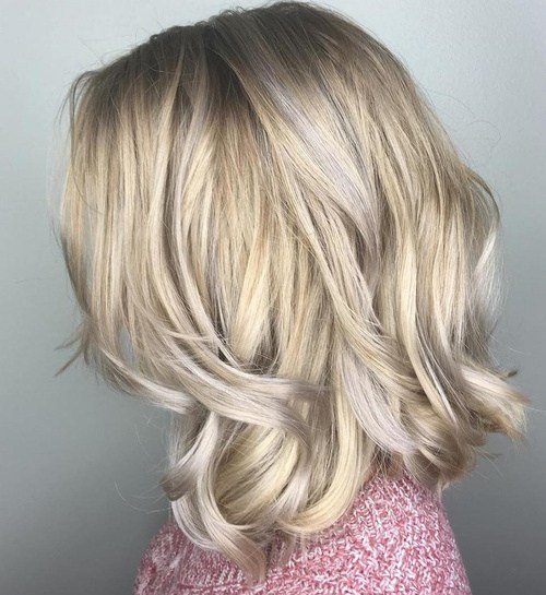 Crystal Ash Blonde Hair Color Ideas For Winter 2016: The Best Hair Style 2016: Top Twenty Winter Hair Style 2016